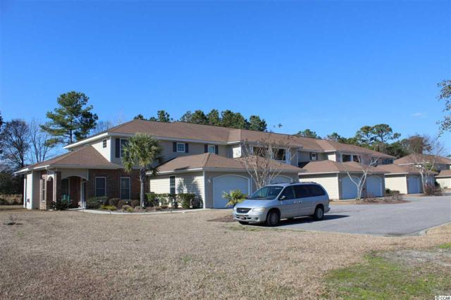 780 Pickering Dr. #103, Murrells Inlet, SC 29576 (MLS #1900302) :: James W. Smith Real Estate Co.
