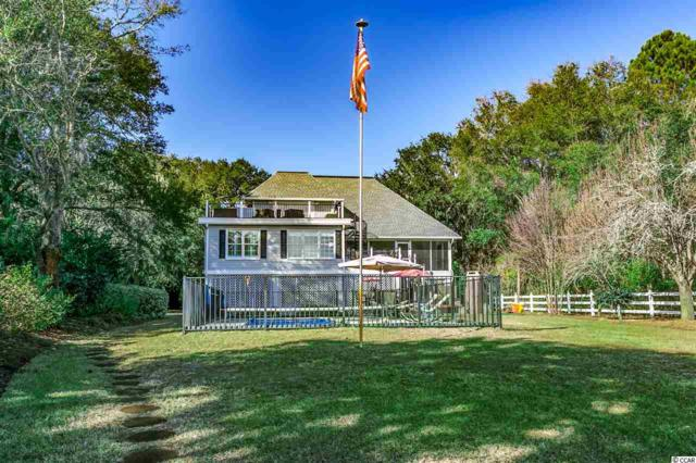 102 Inlet View Ln., Pawleys Island, SC 29585 (MLS #1900625) :: The Litchfield Company