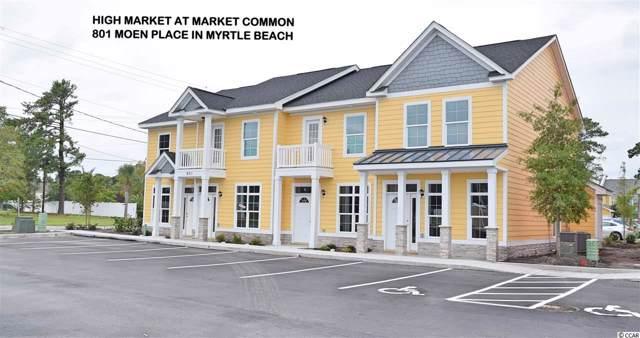 753-D Moen Pl. #4, Myrtle Beach, SC 29577 (MLS #1900836) :: The Hoffman Group