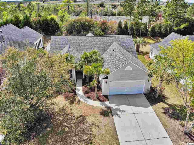 5917 Mossy Oaks Dr., North Myrtle Beach, SC 29582 (MLS #1900906) :: The Litchfield Company