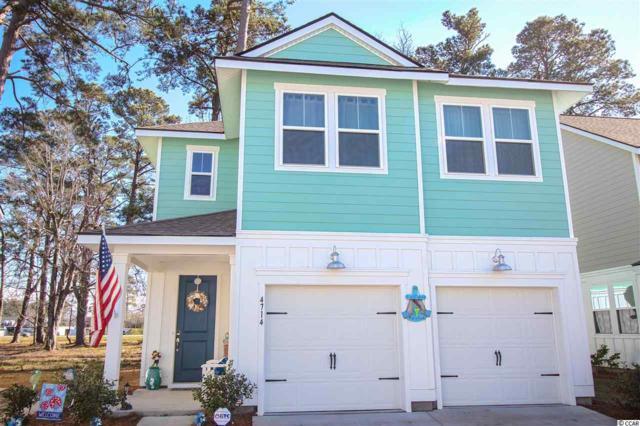 4714 Cloister Ln., Myrtle Beach, SC 29577 (MLS #1901716) :: Myrtle Beach Rental Connections