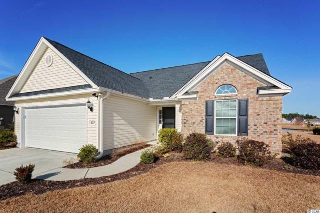 609 Swinford Dr., Myrtle Beach, SC 29588 (MLS #1901948) :: The Litchfield Company