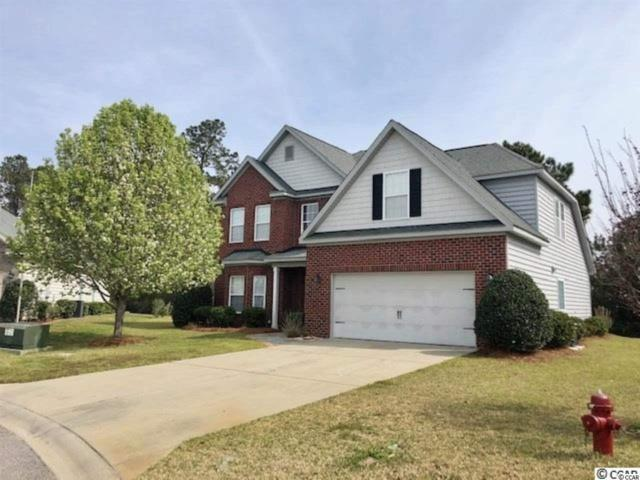 817 Creyk Ct., Conway, SC 29526 (MLS #1903577) :: The Litchfield Company