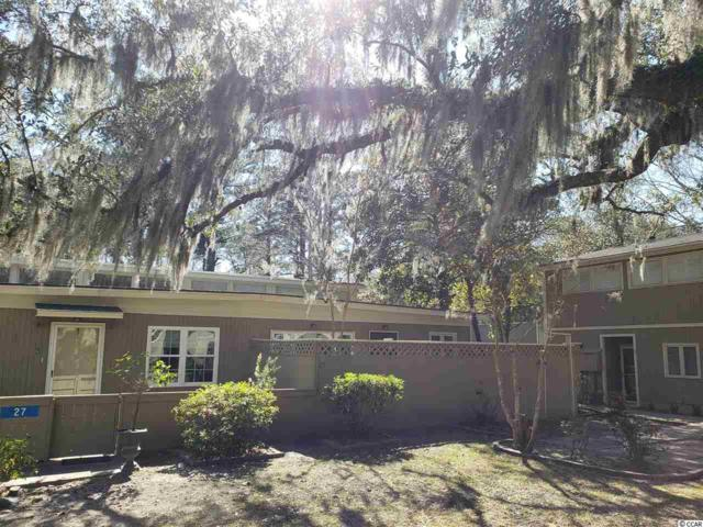 27 Wedgefield Village Rd. #4, Georgetown, SC 29440 (MLS #1905452) :: Jerry Pinkas Real Estate Experts, Inc