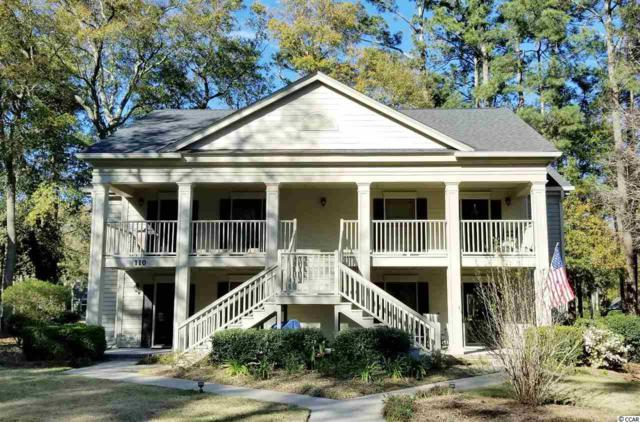 110-1 Stillwood Dr. #1, Pawleys Island, SC 29585 (MLS #1905724) :: Jerry Pinkas Real Estate Experts, Inc