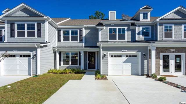 4714 Blackwater Circle Lot 22, North Myrtle Beach, SC 29582 (MLS #1906138) :: James W. Smith Real Estate Co.