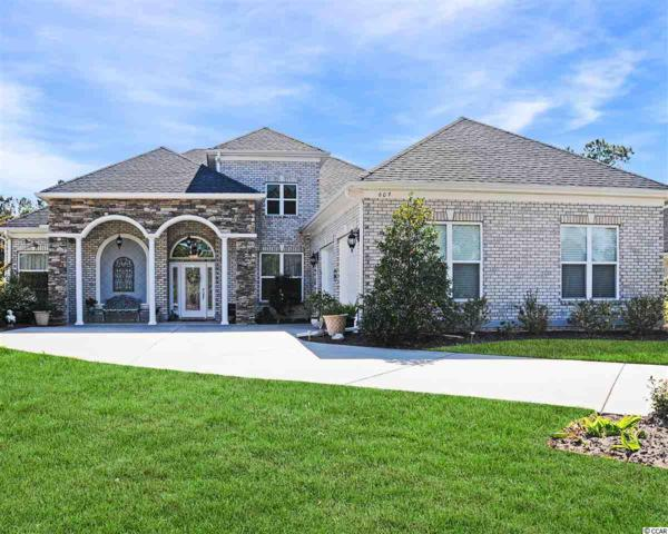 609 Carsten Ct., Myrtle Beach, SC 29579 (MLS #1907787) :: Jerry Pinkas Real Estate Experts, Inc