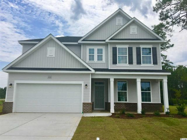 408 Katie Dr., Conway, SC 29526 (MLS #1907826) :: The Hoffman Group