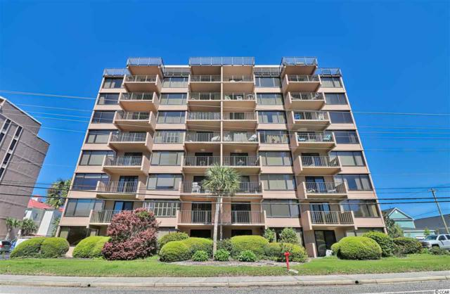 7603 N Ocean Blvd. 2E, Myrtle Beach, SC 29572 (MLS #1907997) :: The Lachicotte Company
