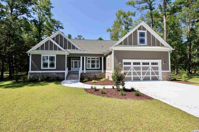605 Crow Creek Dr., Calabash, NC 28467 (MLS #1908848) :: Hawkeye Realty