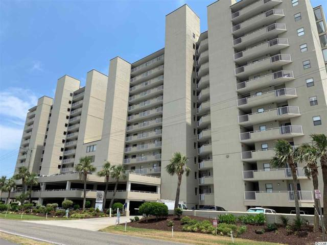 1990 N Waccamaw Dr. #1010, Garden City Beach, SC 29576 (MLS #1909416) :: The Hoffman Group