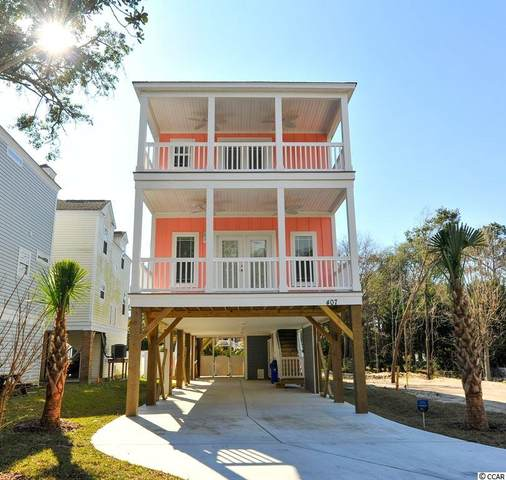 216 10th Ave. S, Surfside Beach, SC 29575 (MLS #1909731) :: The Lachicotte Company
