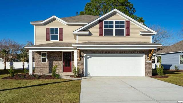 261 Ocean Commons Dr., Surfside Beach, SC 29575 (MLS #1910025) :: The Litchfield Company
