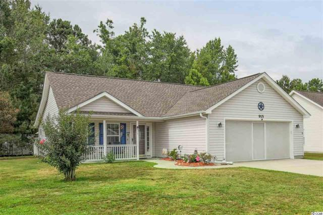 915 Don Donald Ct., Myrtle Beach, SC 29588 (MLS #1912057) :: The Hoffman Group