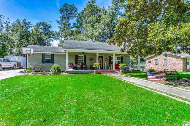 1705 Sherwood Dr., Conway, SC 29526 (MLS #1913157) :: The Hoffman Group