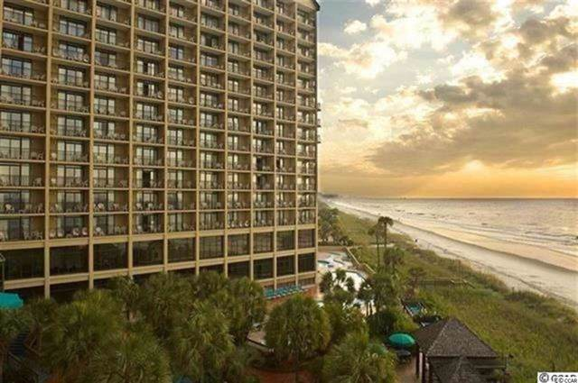 4800 S Ocean Blvd. #419, North Myrtle Beach, SC 29582 (MLS #1914925) :: The Hoffman Group