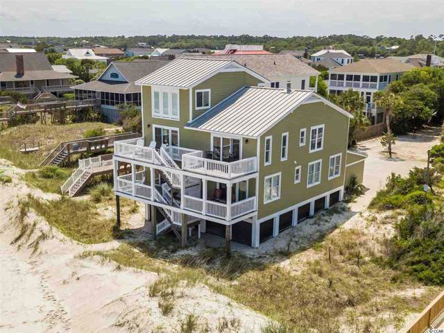 218 Atlantic Ave., Pawleys Island, SC 29585 (MLS #1916160) :: James W. Smith Real Estate Co.