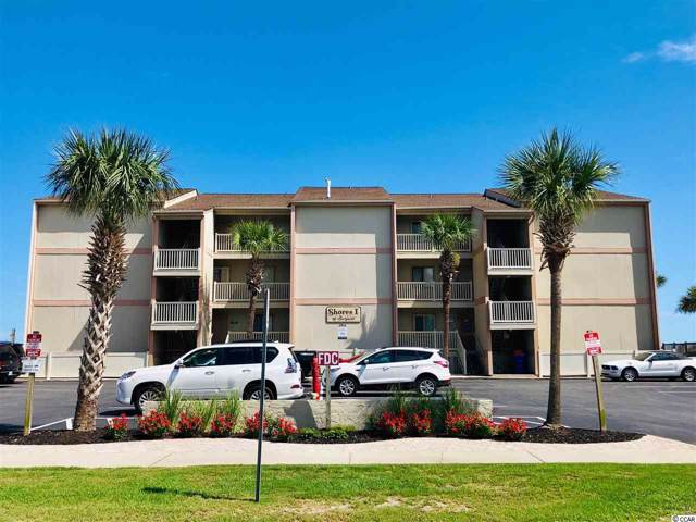 1511 N Ocean Blvd. #302, Surfside Beach, SC 29575 (MLS #1916229) :: Garden City Realty, Inc.