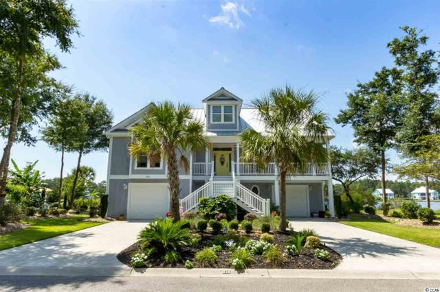 213 Deep Lake Dr., Murrells Inlet, SC 29576 (MLS #1916684) :: SC Beach Real Estate