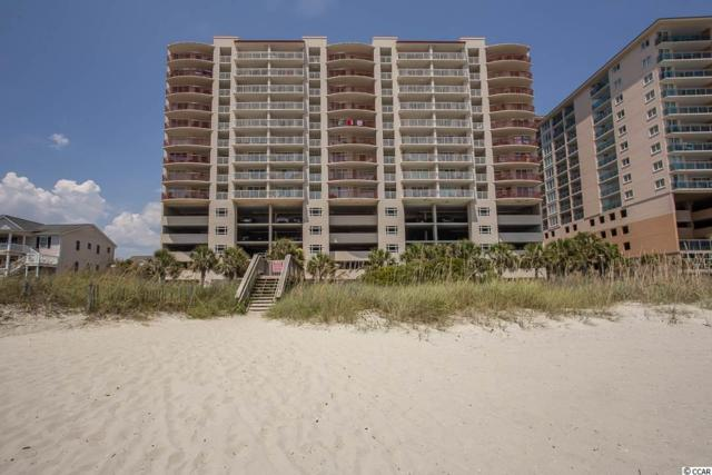 1401 S Ocean Blvd. #1206, North Myrtle Beach, SC 29582 (MLS #1917424) :: Garden City Realty, Inc.