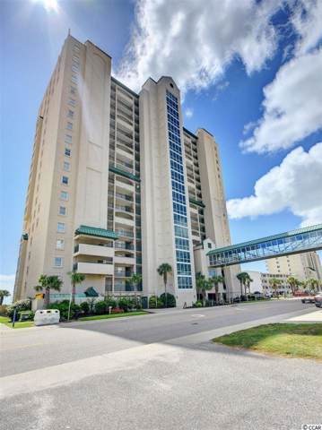 3805 S Ocean Blvd. #404, North Myrtle Beach, SC 29582 (MLS #1918235) :: Berkshire Hathaway HomeServices Myrtle Beach Real Estate