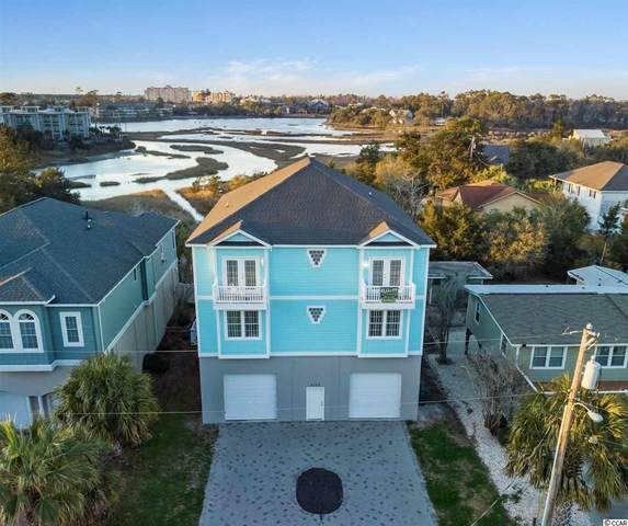 4708 Woodland St., North Myrtle Beach, SC 29582 (MLS #1918548) :: The Trembley Group | Keller Williams