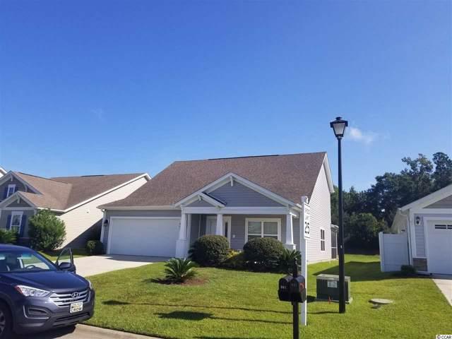 961 Bonita Loop, Myrtle Beach, SC 29588 (MLS #1919957) :: Garden City Realty, Inc.
