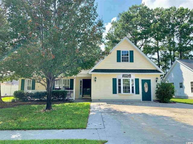 213 Fox Catcher Dr., Myrtle Beach, SC 29588 (MLS #1919994) :: The Hoffman Group
