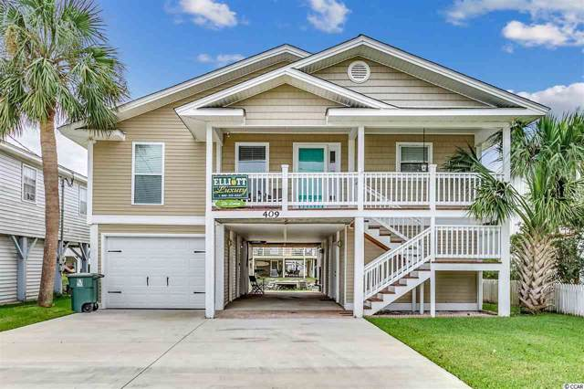 409 34th Ave. N, North Myrtle Beach, SC 29582 (MLS #1920258) :: Garden City Realty, Inc.