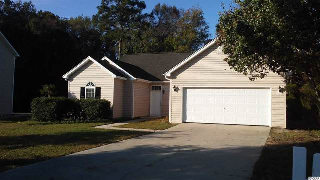 134 Clovis Circle, Myrtle Beach, SC 29579 (MLS #1920373) :: The Litchfield Company