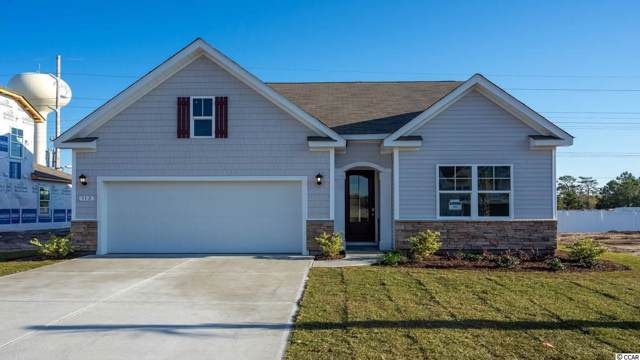 312 Ocean Commons Dr., Surfside Beach, SC 29575 (MLS #1921565) :: The Litchfield Company