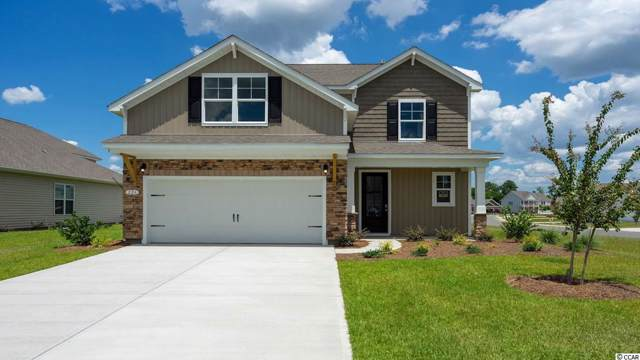 1814 Zodiac Court, Myrtle Beach, SC 29577 (MLS #1921688) :: The Litchfield Company