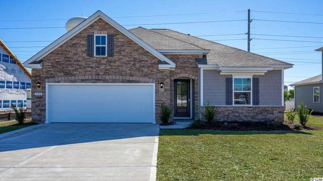 320 Ocean Commons Dr., Surfside Beach, SC 29575 (MLS #1923607) :: The Litchfield Company