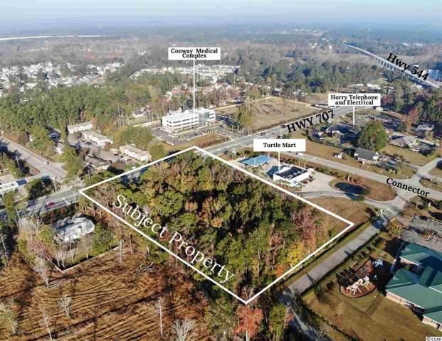 6189, 6163,6175 Highway 707, Myrtle Beach, SC 29588 (MLS #1924903) :: Berkshire Hathaway HomeServices Myrtle Beach Real Estate