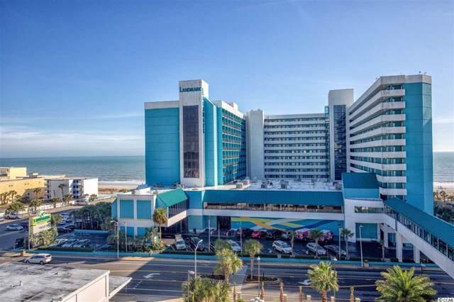 1501 S Ocean Blvd. #1431, Myrtle Beach, SC 29577 (MLS #1925010) :: Sloan Realty Group