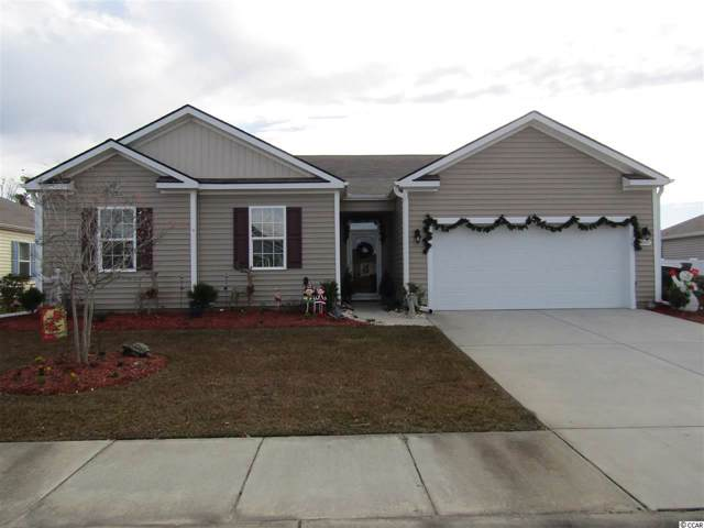 1068 Manassas Dr., Conway, SC 29526 (MLS #1925036) :: The Litchfield Company