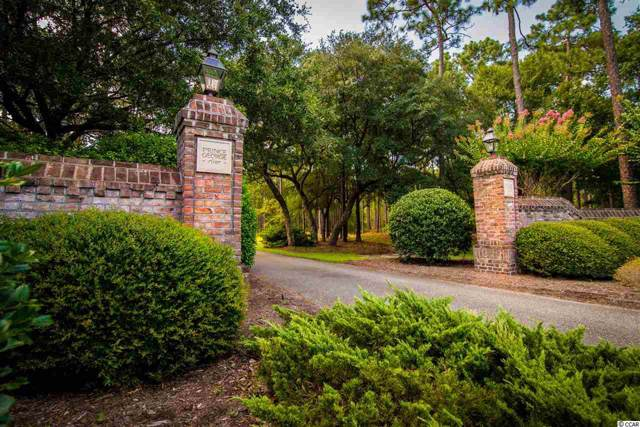 Lot 146 Ocean Lakes Loop, Pawleys Island, SC 29585 (MLS #1925234) :: The Trembley Group | Keller Williams