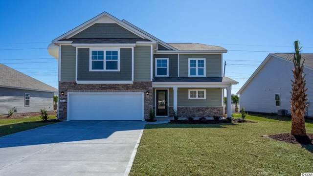 316 Ocean Commons Dr., Surfside Beach, SC 29575 (MLS #1925607) :: The Litchfield Company