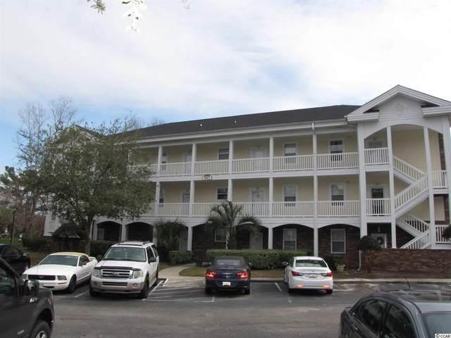 687 Riverwalk Dr. #302, Myrtle Beach, SC 29579 (MLS #2001304) :: The Lachicotte Company