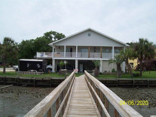 122 Cedar Point Ave., Murrells Inlet, SC 29576 (MLS #2001307) :: Coastal Tides Realty