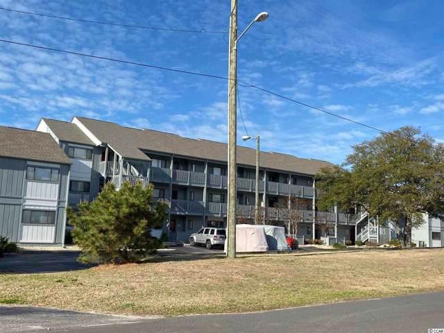 7700 Porcher Ave. #4103, Myrtle Beach, SC 29572 (MLS #2001412) :: The Lachicotte Company