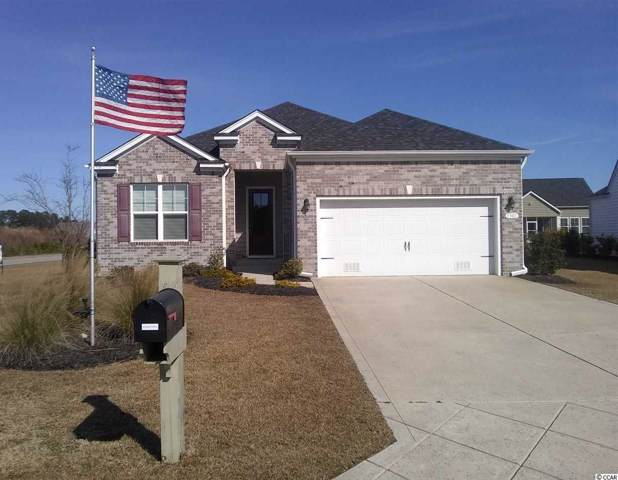 1301 Beaufort River Dr., Myrtle Beach, SC 29588 (MLS #2001719) :: James W. Smith Real Estate Co.