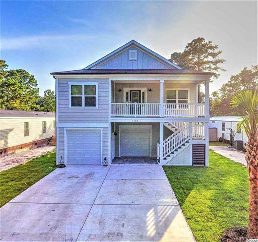 1105 Blossom St., North Myrtle Beach, SC 29582 (MLS #2002055) :: The Trembley Group | Keller Williams