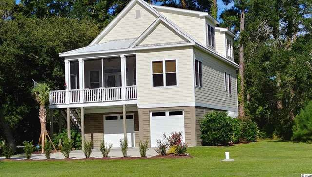 35 Oyster Pearl Ct., Pawleys Island, SC 29585 (MLS #2002632) :: The Lachicotte Company