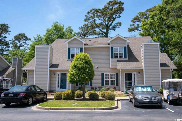 503 20th Ave. N 14D, North Myrtle Beach, SC 29582 (MLS #2003076) :: James W. Smith Real Estate Co.