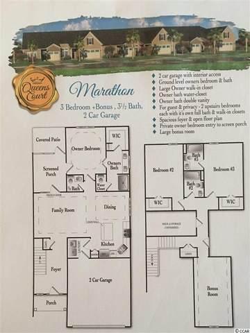 801 Monarch Dr. #51, Myrtle Beach, SC 29588 (MLS #2003825) :: The Lachicotte Company