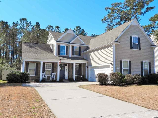 271 Gilman Dr., Pawleys Island, SC 29585 (MLS #2004610) :: The Hoffman Group