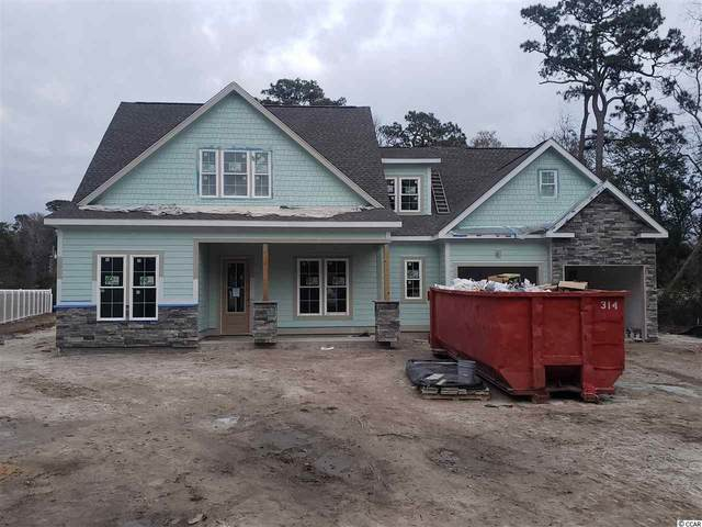 708 Holloway Circle S, North Myrtle Beach, SC 29582 (MLS #2005015) :: Jerry Pinkas Real Estate Experts, Inc