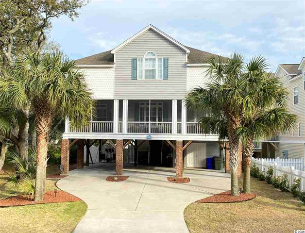 611 Dogwood Dr. N, Surfside Beach, SC 29575 (MLS #2005999) :: The Litchfield Company
