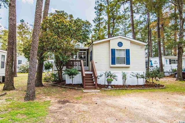 445 East Bank Dr., Murrells Inlet, SC 29576 (MLS #2006838) :: The Litchfield Company